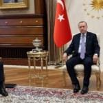 Erdoğan, NATO Genel Sekreteri'ni kabul etti
