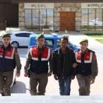 Antalya'da cezaevi firarisi yakalandı