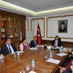 Kırşehir İstihdam ve Mesleki Eğitim Kurulu Toplantısı