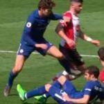 Görüntüden sevk edildi, 3 maç ceza aldı!