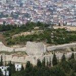 'Malkoçoğlu' kalesi Aydos açılıyor