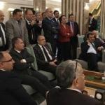 Milletvekilleri Erdoğan'ın böyle izledi