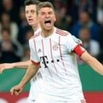 Müller coştu, Bayern finale uçtu!