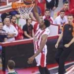 Olympiakos rövanşı aldı!