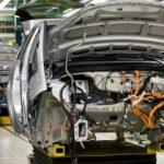 Otomotiv üretimi martta yüzde 1 arttı