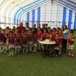 Tetiş Yapı Elazığspor futbol okulu, törenle açıldı