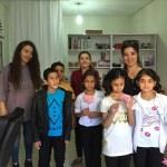 Silopi'de çocuklara ücretsiz saç bakımı