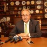 Nevşehir Belediye Başkanı Ünver, aday adaylığı için istifa etti