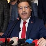AK Parti Sivas İl Başkanı Şahin istifa etti