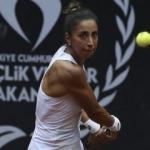 Çağla Büyükakçay İstanbul Cup'a veda etti