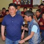 Arapça şarkı yarışmasında il birincisi oldu