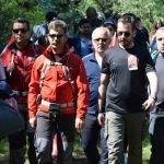 Şehit polis Can anısına yürüyüş düzenlendi