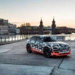 Elektrikli Audi E-Tron Tesla'ya fark atacak!