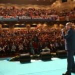 Erdoğan: Bu projeyle dünyaya mesajımızı vereceğiz