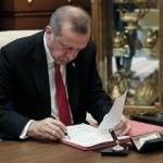 Başkan Erdoğan'dan AYM'ye atama
