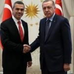 Erdoğan Uluçay'ı kabul etti