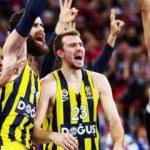 Fenerbahçe 4. kez Final-Four'da!