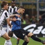 Juventus, Milano'da 2 golle döndü!