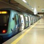 Metro uzuyor trafik rahatlıyor