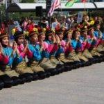 Miniatürk dünya çocukları dansları ile renklendi