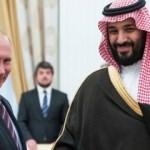 Rusya liderliği Suudi Arabistan'a kaptırdı