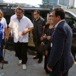 Tatlıses'ten AK Parti İzmir İl Başkanı Şengül'e ziyaret