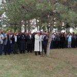 Sarıkaya'da çiftçiler yağmur duasına çıktı