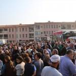 Bursasporlu bir grup taraftar umreye uğurlandı