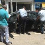 İncirliova'da çalınan otomobil Germencik'te bulundu