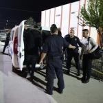 Cezayirli kaçaklar tren istasyonunda yakalandı