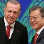 Erdoğan'dan Güney Kore'de Kanal İstanbul mesajı