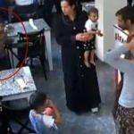 Fatih'te bir anne, çocuğuna hırsızlık yaptırdı