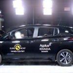Japon devi Euro NCAP'ten 5 yıldız aldı!