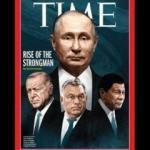 Time dergisinden dikkat çeken 'Erdoğan' kapağı!
