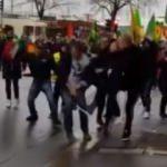 PKK'lı hainler İsveç vatandaşına saldırdı!