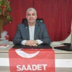Saadet Partisi'nde istifa! Temel'i üzecek sözler