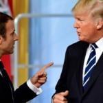 Trump, Macron için vazgeçebilir!