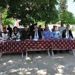 Malkara Kaymakamı Erkan Karahan'dan mahalle ziyareti