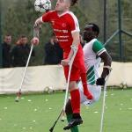 Ampute futbolda şampiyon Osmanlıspor