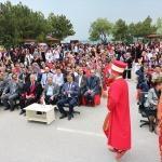 Beyşehir'de mezuniyet heyecanı