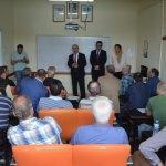 Malkara'da sanayicilere istihdam ve teşvik bilgilendirme toplantısı