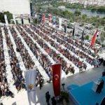AK Parti aday adayları kahvaltıda biraraya geldi