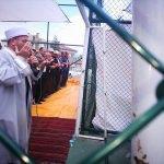 Beyşehir'de çiftçiler şükür duasında buluştu