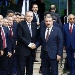 Cumhurbaşkanı Erdoğan'dan BBP'ye ziyaret
