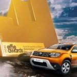 Dacia'ya 'Küçük Bütçeyle Büyük Başarı'' ödülü