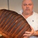 Devasa ekmek fuara damgasını vurdu! 8 kilo, 77 TL