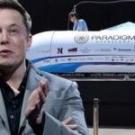 Elon Musk çılgın projesini paylaştı!
