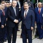 Erdoğan'dan BBP ile ortak miting açıklaması