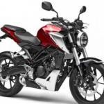 Honda'nın yeni modeli CB250R Türkiye'de