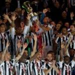 Kupa finalinde Juventus, Milan'ı ezdi geçti!